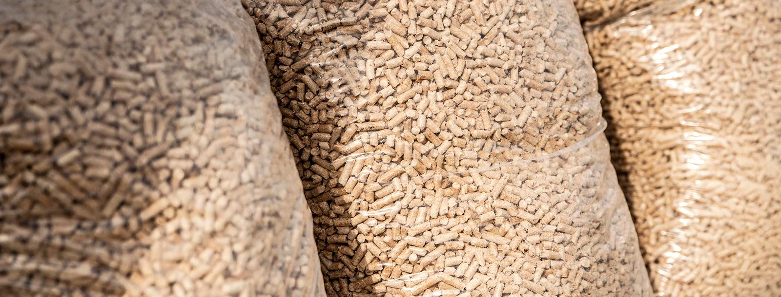 Pellets de madera: Calor natural al mejor precio