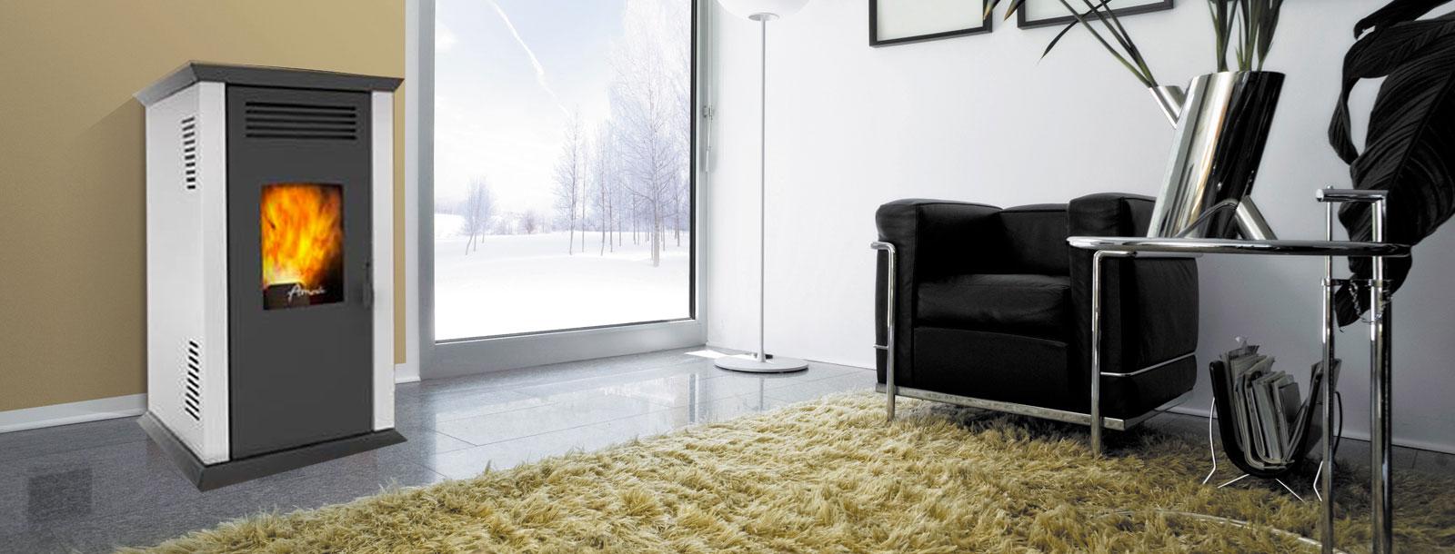 Puro Pellet: Estufas a Pellets hogareñas, una energía viable y eficiente