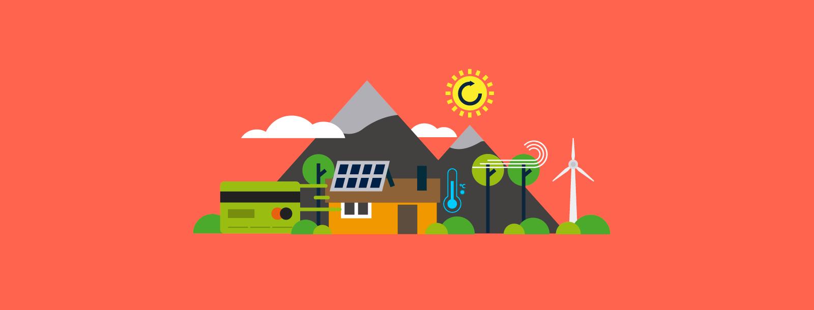 PuroPellet: Lanzan crédito verde para implementar hogares ecológicos