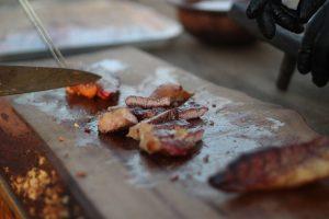 Evento PuroPellet terrazas Anka Mapu carne