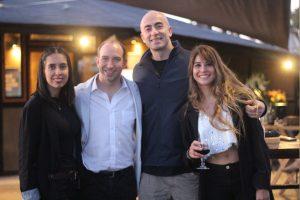 Evento PuroPellet terrazas Anka Mapu invitados grupo