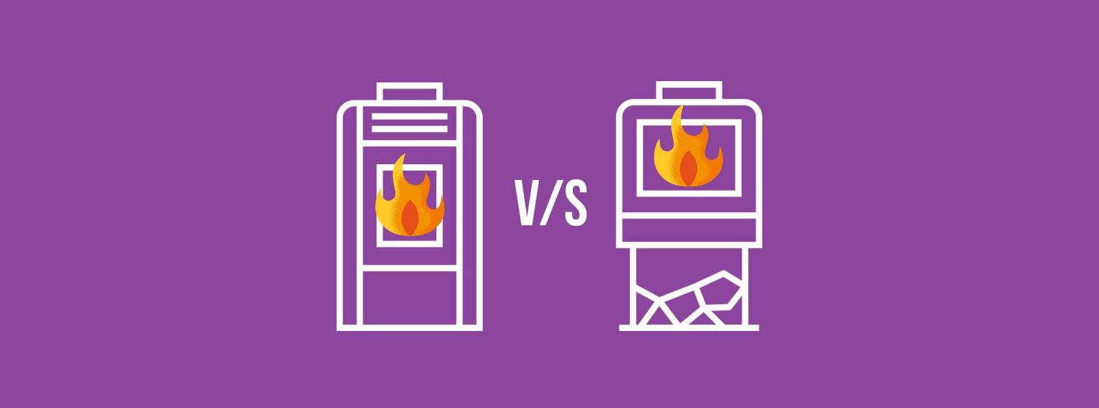 Investigación académica: Estufas a leña versus estufas a pellets,  pasado y presente del calor de hogar